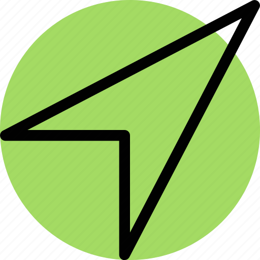 Contact, direction, keyboard, mail, navigation, text, send icon - Download on Iconfinder