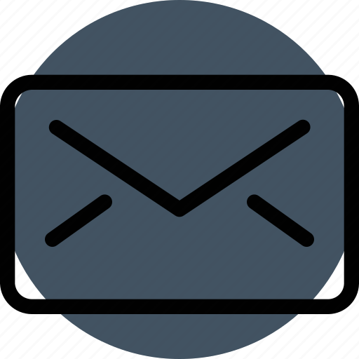 Contact, direction, mail, navigation, text, envelope, mailbox icon - Download on Iconfinder