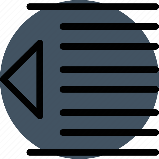 Contact, direction, keyboard, mail, navigation, text, left indentation icon - Download on Iconfinder