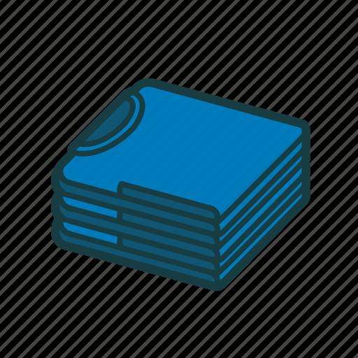blue, clothing, fashion, shirt, shirts, stacked icon