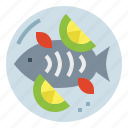 asian, fish, fishes, food, steamed icon