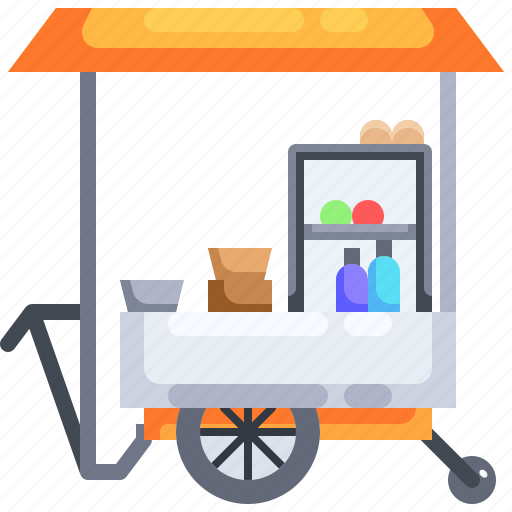 Asian, food, junk, stall, street, thai, thailand icon - Download on Iconfinder