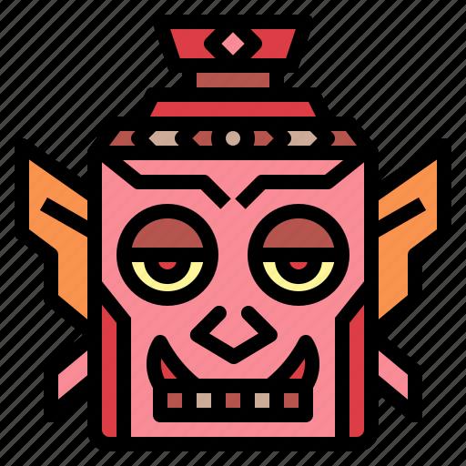 giant, myth, tale, thailand icon