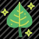 leaf, leaves, nature, thailand icon
