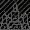 arun, ayutthaya, bangkok, landmark, thailand, tower, wat icon