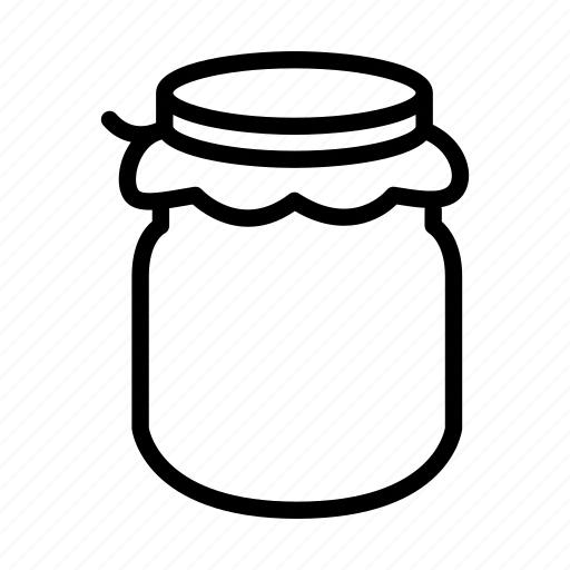 autumn, can, day, jam, jar, jelly, thanksgiving icon