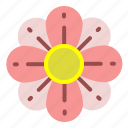 flower, home, nature, romance, spring icon