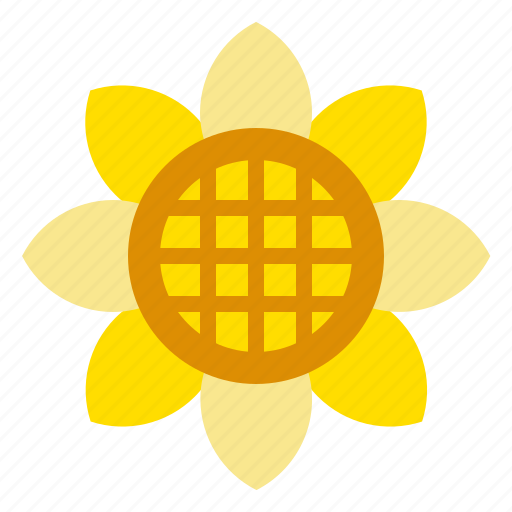 Flower, nature, spring, sun, sunflower icon - Download on Iconfinder