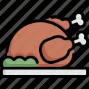 grilled, restaurant, kitchen, chicken, thanksgiving, grill, turkey