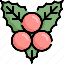 berry, fruit, healthy, thanksgiving, vegetable icon