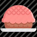 bake, bakery, bread, dessert, pie, sweet