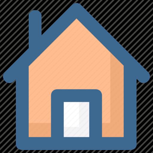 berm, farm, house, silo, thanksgiving icon