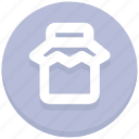 bottle, jam, sauce, thanksgiving icon