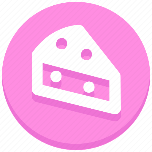 cake, pastry, piece, slice, sweet, thanksgiving icon