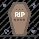 casket, coffin, death, funeral, halloween
