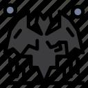 bat, bats, halloween, night icon
