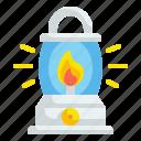 illumination, lantern, flame, candle, lamp, fire, light