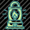 flame, illumination, fire, lantern, light, lamp, candle
