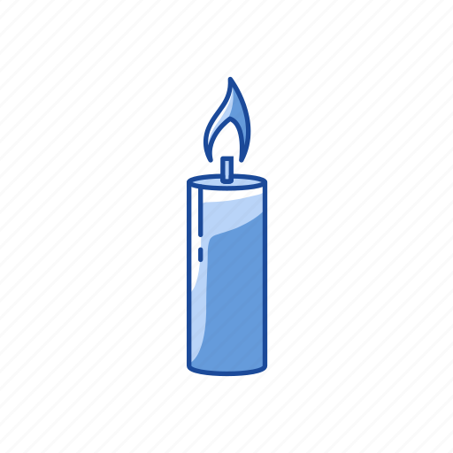 candle, candle dinner, flame, light icon