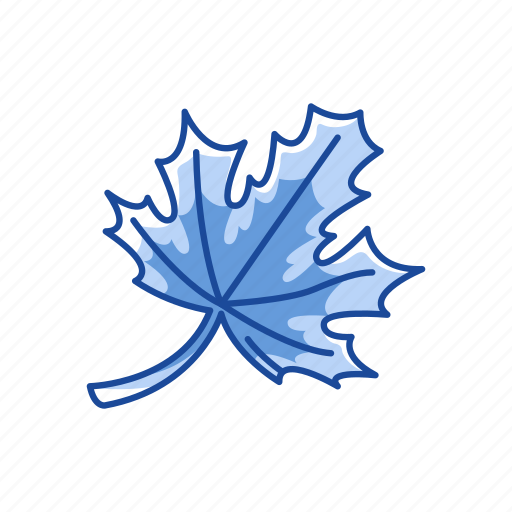 fall leaves, fall season, leaf, maple leaf icon