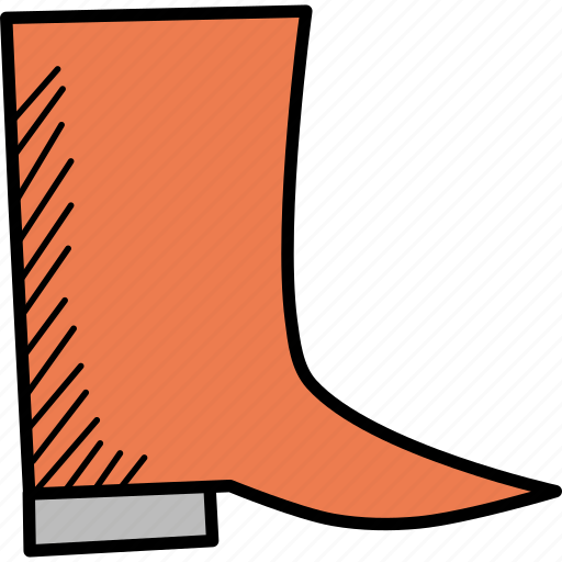 autumn, boot, footcare, footwear, protection, winter icon