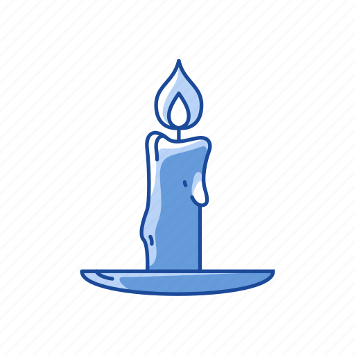 candle, candle dinner, flame, light, thanksgiving dinner icon