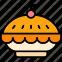 autumn, food, pie, sweet, thanksgiving
