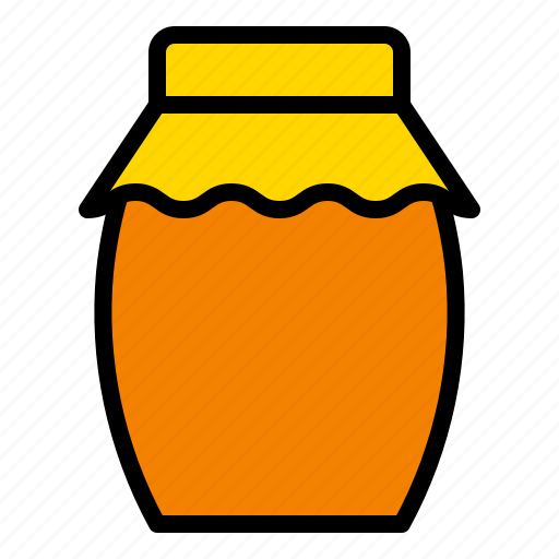 bee, food, honey, sweet, thanksgiving icon