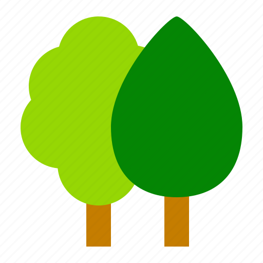 abundant, fall, nature, pine, thanksgiving, tree icon