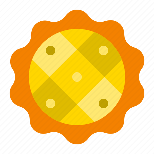 bakery, fall, food, pastry, pie, sweets, thanksgiving icon