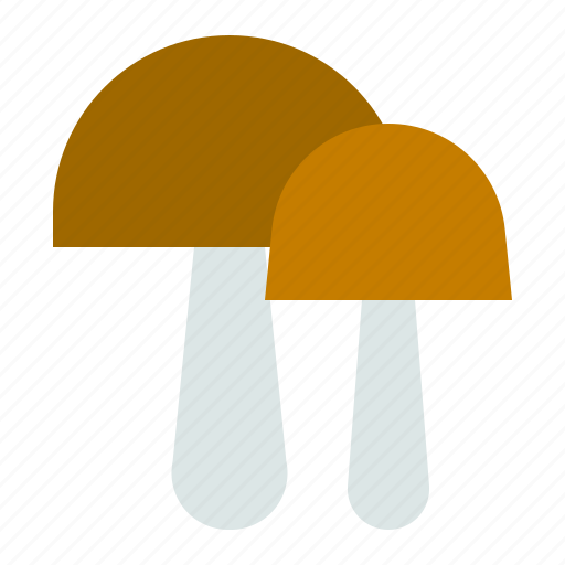 fall, fungus, mushroom, thanksgiving, toadstool icon