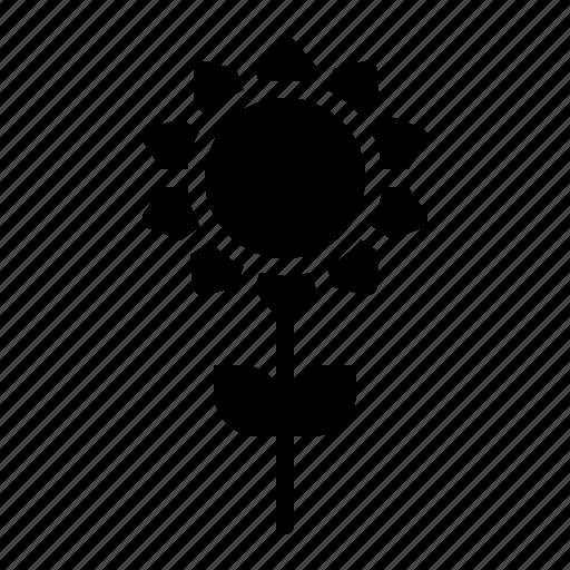 Autumn, flora, floral, flower, sunflower, thanksgiving icon - Download on Iconfinder