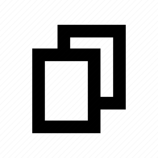 copy, documents, edit, paste icon
