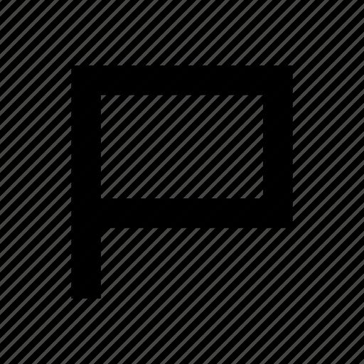 Flag, mark, save icon - Download on Iconfinder on Iconfinder