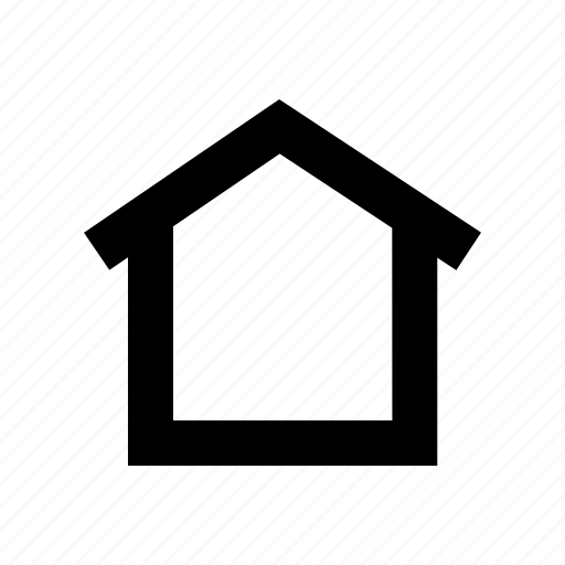 back, home, house icon
