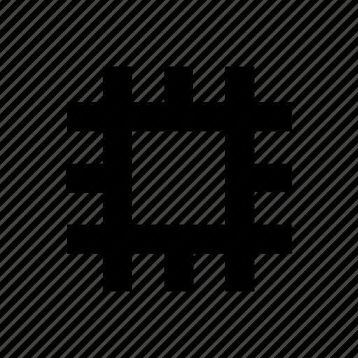 circuit, fix, patch icon