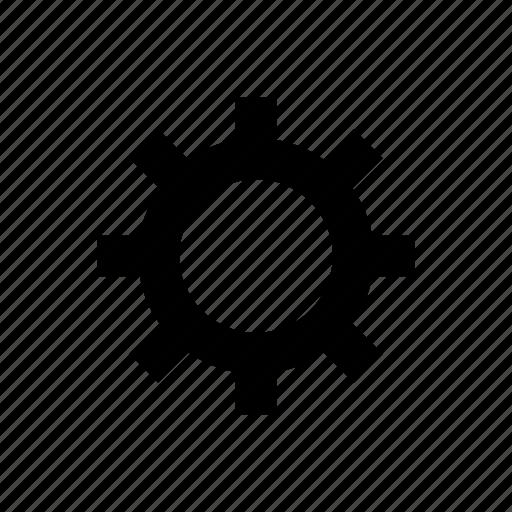 profile, settings, tools icon