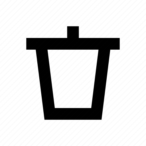 Can, erase, trash, trash can icon - Download on Iconfinder