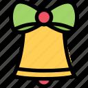 alert, bell, christmas, music, xmas