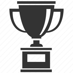 achievement, award, best, cup, prize, trophy, win icon