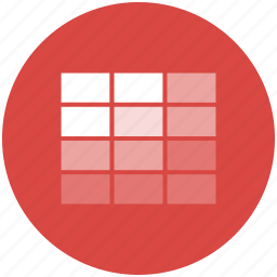 blocks, chart, fade, heat, map icon