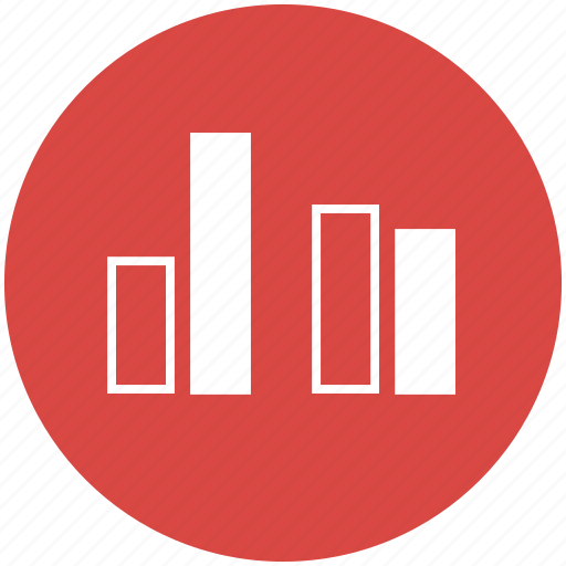 bar, chart, compare, comparing, data visualization, graph icon