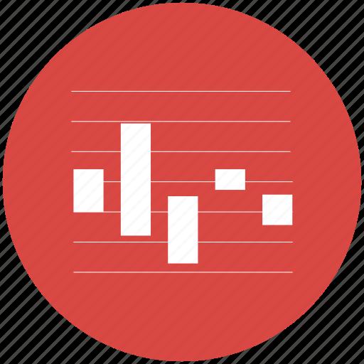 analytics, chart, charts, graph, span, statistics icon