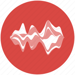 chart, data visualisation, data visualization, dataviz, graph, stream graph icon