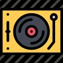 audio, media, music, player, vinyl