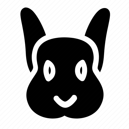 animal, hobby, pet, rabbit, zoo icon