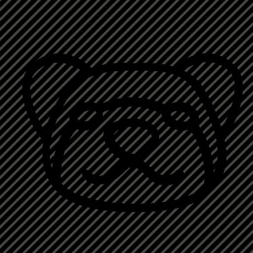 animal, ferret, hobby, pet, wild, zoo icon