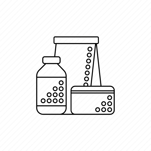 beverage, food, logos, lunch, packaging icon