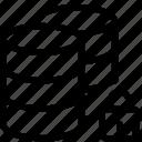 data, gdpr, privacy icon