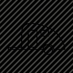 thinlinecampingicons icon